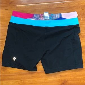 Ivivva reversible shorts